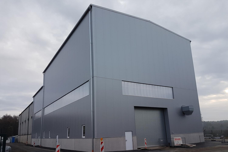 Horn u. Co - Betriebsgebäude - Deutschland