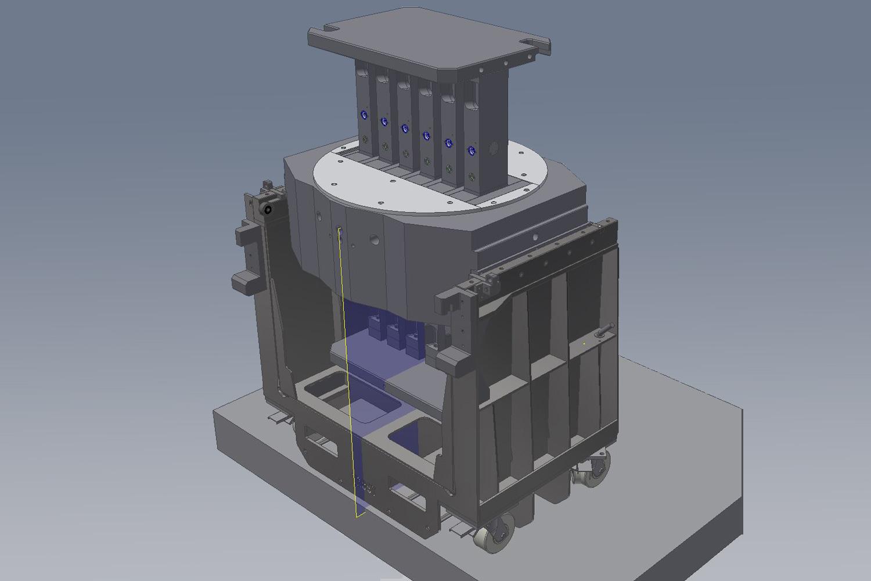 Konstruktionen in 3D Inventor