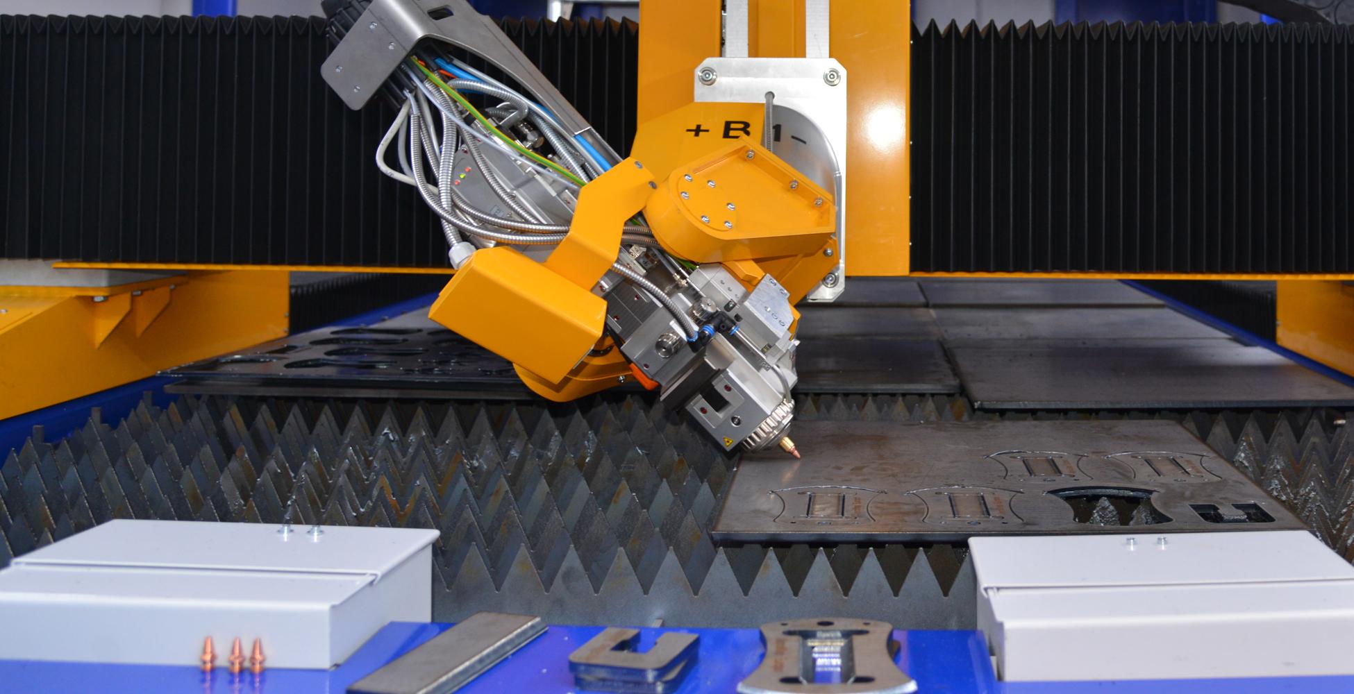 CNC Blechbearbeitung